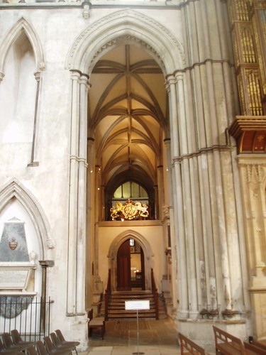 North Choir Aisle, Rochester