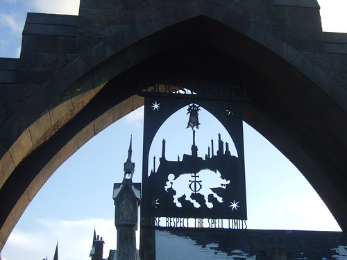 The Wizarding Wolrd of Harry Potter