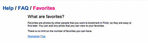 Flickr Restricting Accounts for Excessive Faving