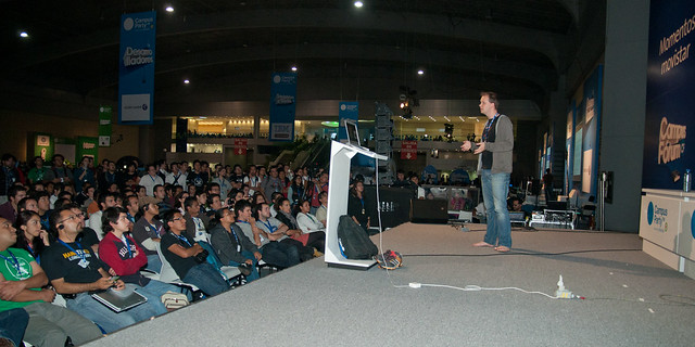 Peter Sunde conferencia Campus Party México 2010