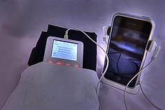 Apple (Peter Wissa) Tags: apple nikon ipod creative avril iphone 2470 keepholdingon d700