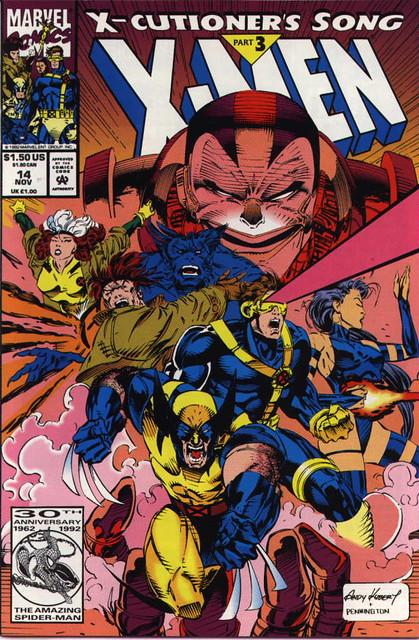 X-Men (Vol 2) 1400