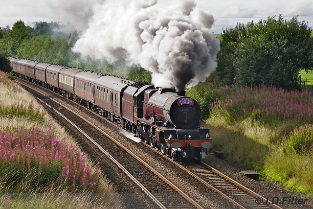 6201 Princess Elizabeth - Cumbrian Mountain Express