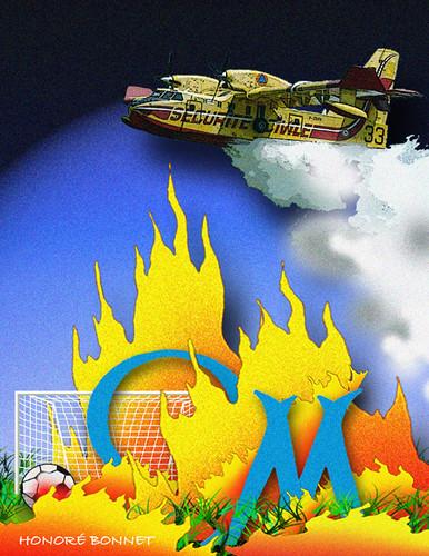 Dessins : Marseille en crise thumbnail
