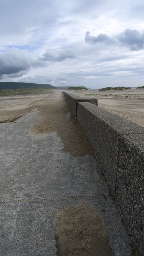 Barmouth Beach Wall