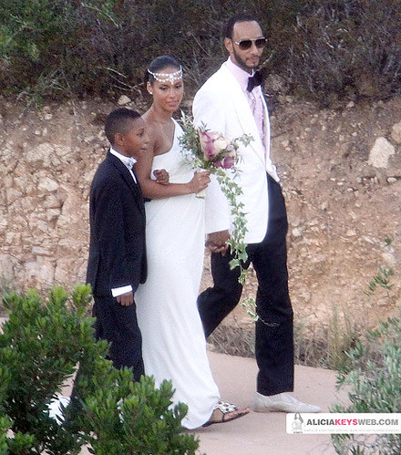 alicia-keys-swizz-beatz-get-married-2 by cibylwant flickr.com