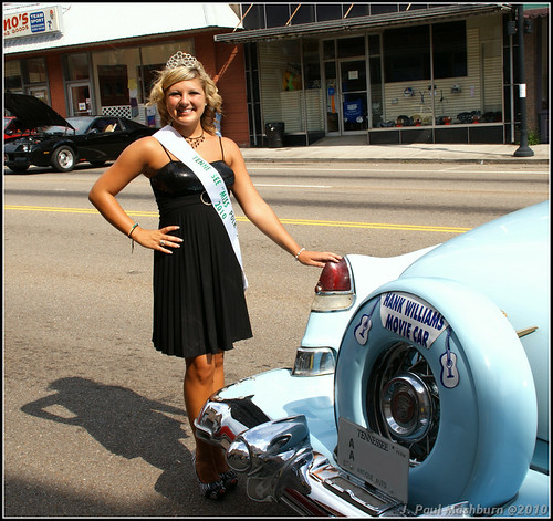 Miss Ashleigh Watts - Miss Polk Salad 2010