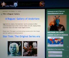 Andor Files - Blog