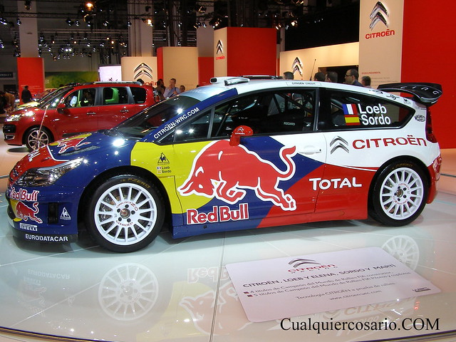 Citröen C4 WRC 2009 - Toma II