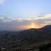 Tramonto Petralia soprana - Sunset Petralia soprana
