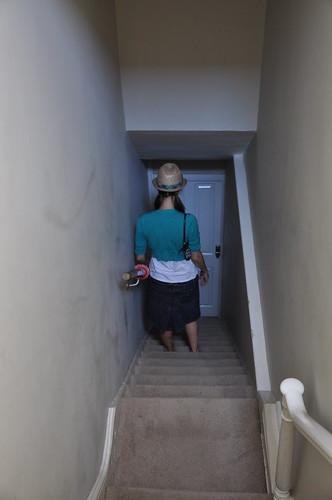 Mission Stairway!