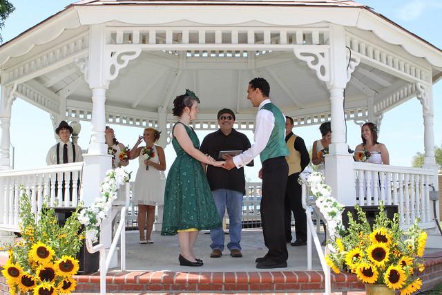 Katie & Aaron's Oceanside wedding