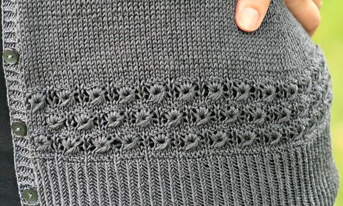 Clam stitch