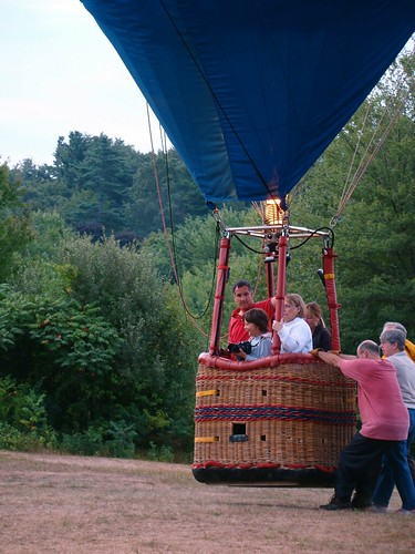 Hudson Hot Air Balloon Festival