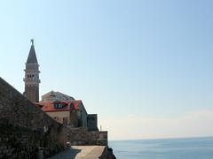 Piran - St Clementa (k_laydo) Tags: slovenia piran slovenija slowenien pirano