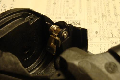 Sram Doubletap lever dismantle 25