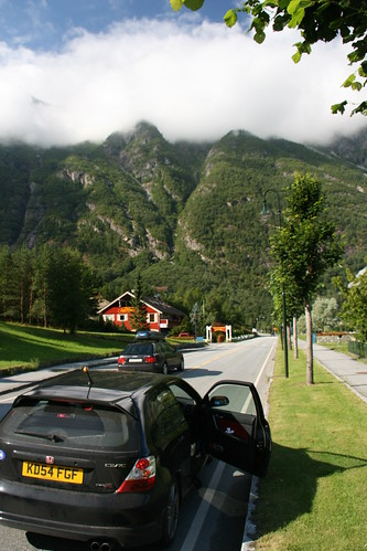 Eurotrip 2010: Eidfjord, Norway