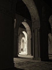 Masjid Ahmed Ibn Tulun     / Cairo / Egypt - 28 05 2010 (Ahmed Al.Badawy) Tags: architecture shots 05 egypt cairo 28 ahmed masjid islamic 2010 ibn    tulun tulunids  albadawy hutect