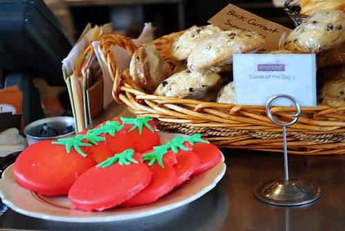 tomato cookies