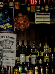 Paddy Long's bar