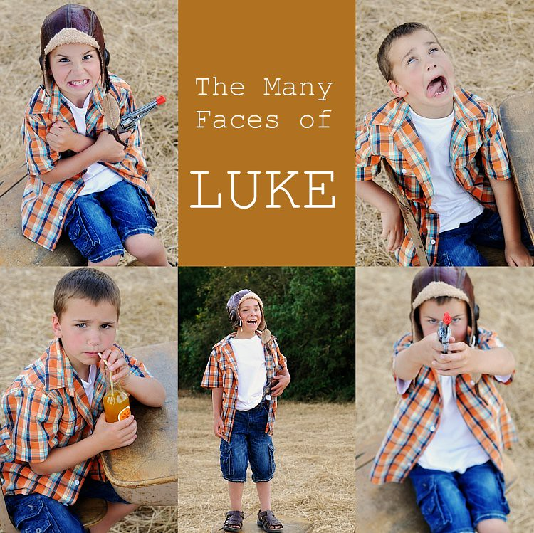 The Many Faces of Luke