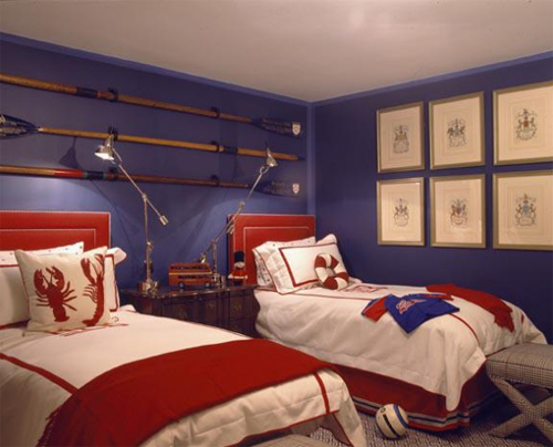 Ruthie Sommers Interiors - Boys Bedroom