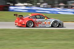 45 Flying Lizard Motorsports Porsche 911 GT3 RSR (capsfan1222) Tags: race racecar canon racing porsche alms imsa americanlemansseries midohio flyinglizardmotorsports flyinglizard patricklong porsche911gt3rsr midohiosportscarcourse canoneosrebelxsi joergbergmeister midohiosportscarchallenge 2010midohiosportscarchallenge