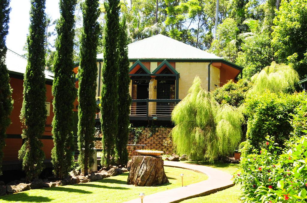 Mt Tamborine Accommodation Escarpment Retreat Luxury Villas