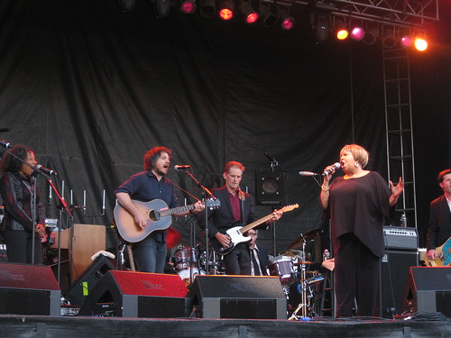 Mavis Staples at Solid Sound