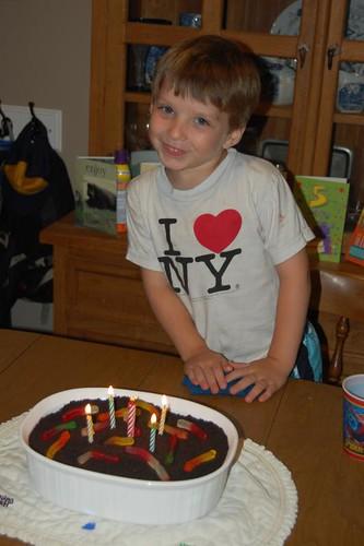 Noah's Birthday 048