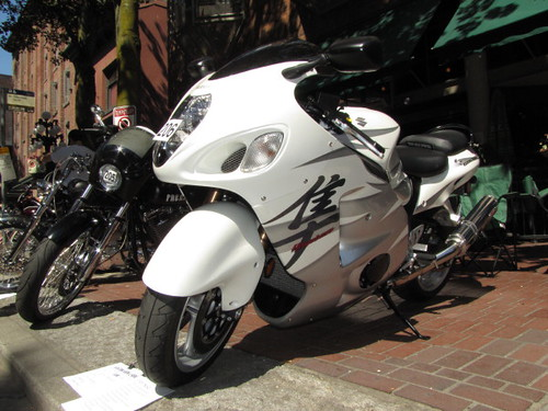 2006 hayabusa motorcycle, Gastown Motorcycle Show n' Shine 2010 Had Hell Angels and Bike Enthusiasts Ogling