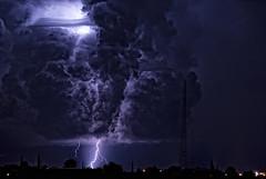 Shockwave (Steven Maguire Photography) Tags: arizona monsoon thunderstorm lightning