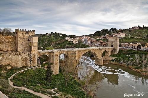 Puente San Martin Toledo Puente de San Martín Toledo