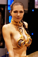 Adrianne Curry at Celebration