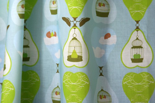 Fabric Of the Week: Surreal Fruit
