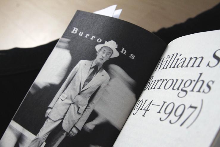 beat anthology - william s burroughs