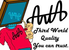 bored. (A.N.T.A.) Tags: world shirts third anta