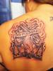 La Pistolera (Angelstat2) Tags: tattoo tattoos lettering filigree tat2 guntattoo angelstat2