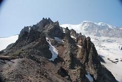 Mount Rainier View from St. Elmo Pass, Mount Rainier National Park, WA