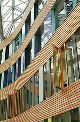 dessau environmental agency 4 (Doctor Casino) Tags: architecture architect dessau 19982005 sauerbruchhutton federalenvironmentalagency