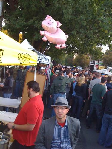 Portland Baconfest 2009