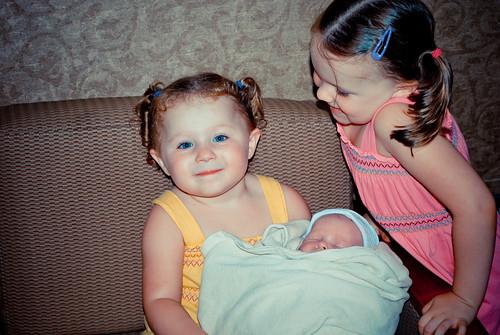Izzy, Emmy and Alexander