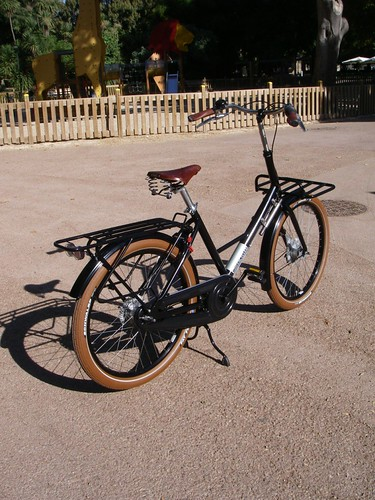 Fr8 Transport bike Lux NR8D