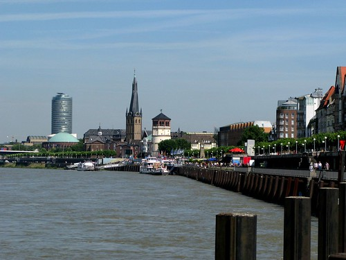 Things to do in Dusseldorf