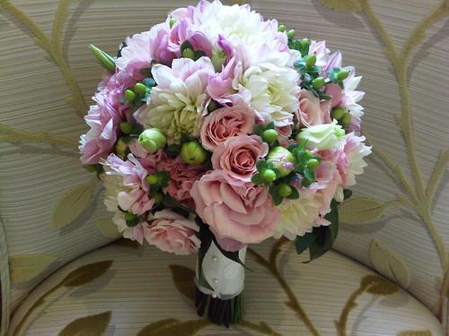 Beautiful Blushing Bouquets