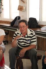 三仙社區發展協會總幹事陳明德