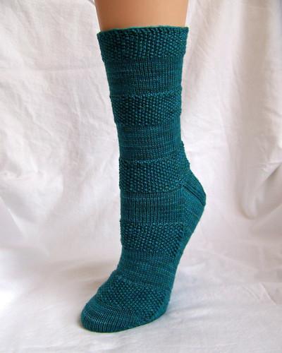 Hoodie Socks - Front-Side