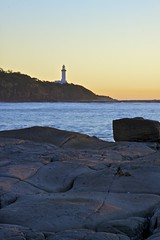 Norah Head Lighthouse 2 (Marvin 1963) Tags: sunrise canon eos australia nsw norahhead 50d soldiersbeach