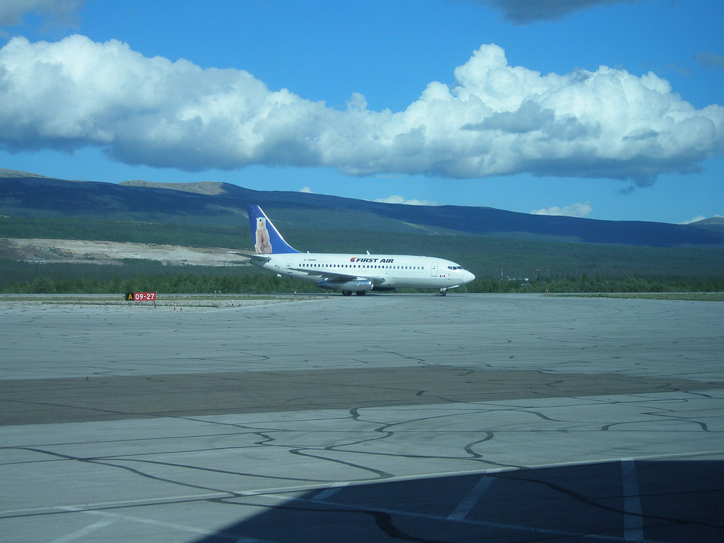 A story of my trip to Yellowknife, NWT in July 2010