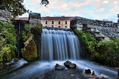 Agia Varvara, Drama (Theophilos) Tags: sky water waterfall greece drama   agiavarvara
